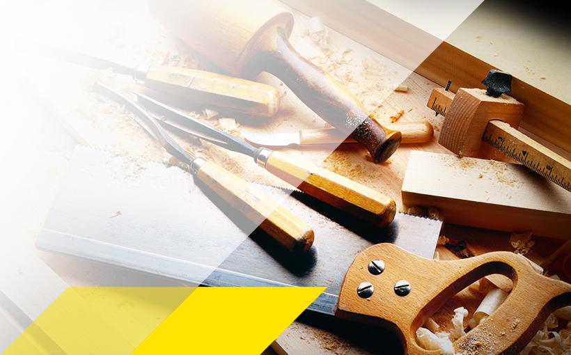 Werkzeug zur Holzbearbeitung