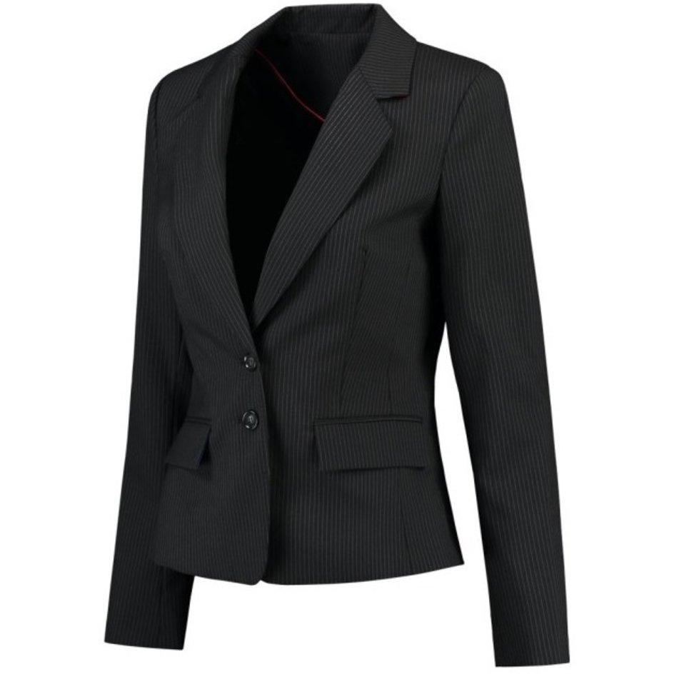 Tricorp – Blazer für Damen 405001 Black-Stripe Gr. 42