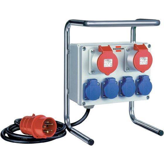 brennenstuhl® Kleinstromverteiler