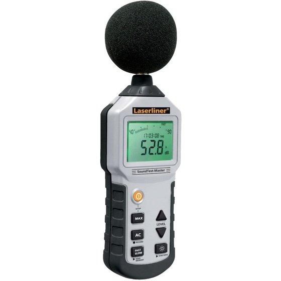 Laserliner® Geräuschmessgerät Sound Test-Master