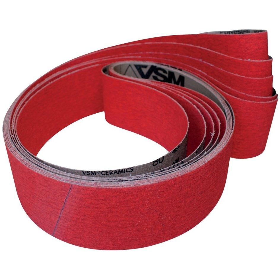 VSM – Schleifgewebeband XK870X, Keramik