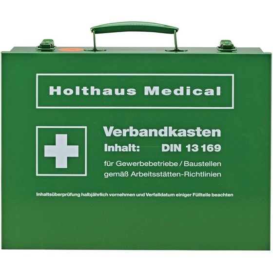 Holthaus Medical Verbandkasten DIN 13169