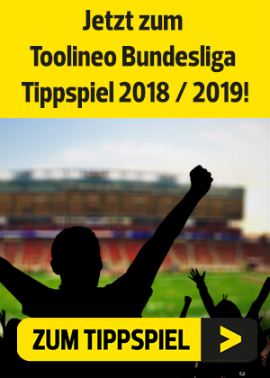 Banner zum Toolineo Bundesliga Tippspiel