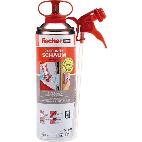 fischer® 2K-Schnellschaum PU2/402
