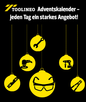 Adventskalender Banner Toolineo