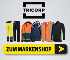 Link zum Markenshop Tricorp