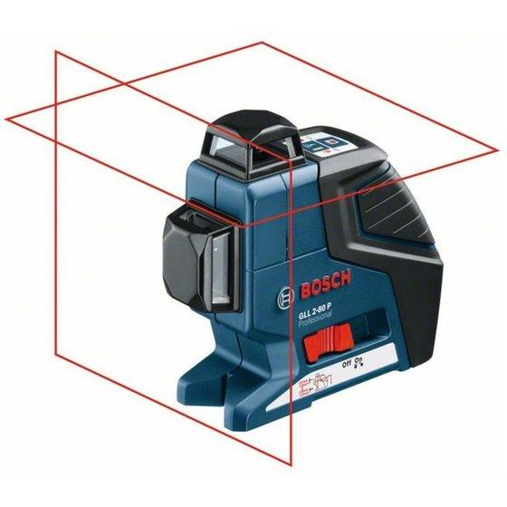 Bosch Linienlaser GLL 2-80 P