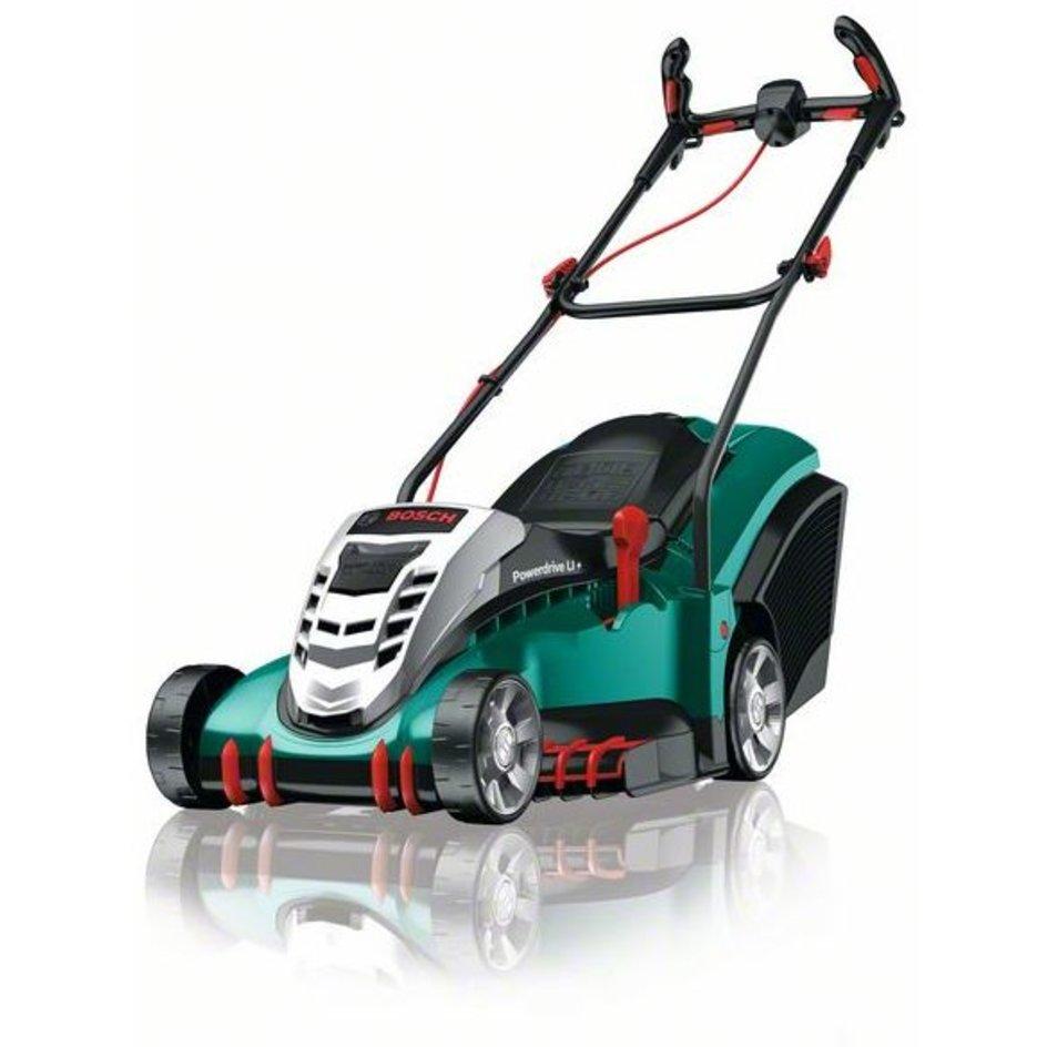 Bosch – Akku-Rasenmäher Rotak 43 LI