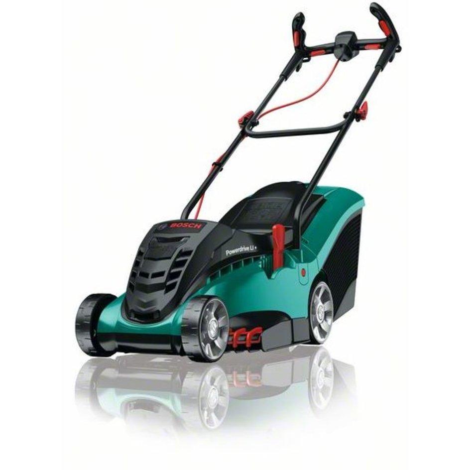Bosch – Akku-Rasenmäher Rotak 370 LI
