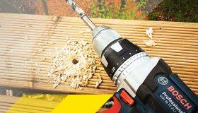 Akku-Werkzeug von Bosch