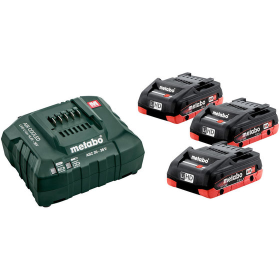 metabo® Akku-Set Basis