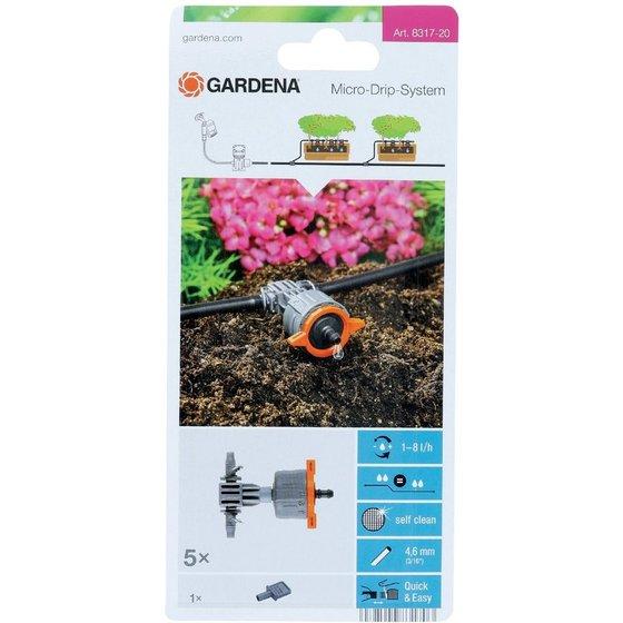 GARDENA Reihentropfer-System Micro-Drip