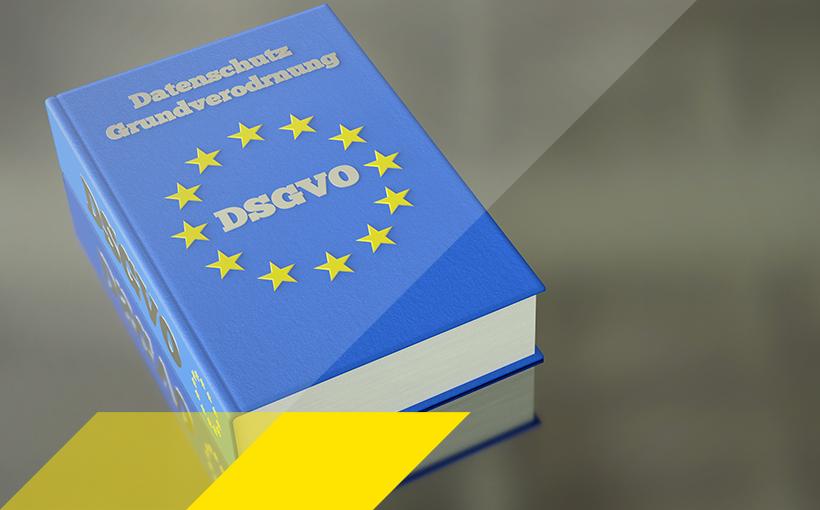 DSGVO- Datenschutz-Grundverordnung