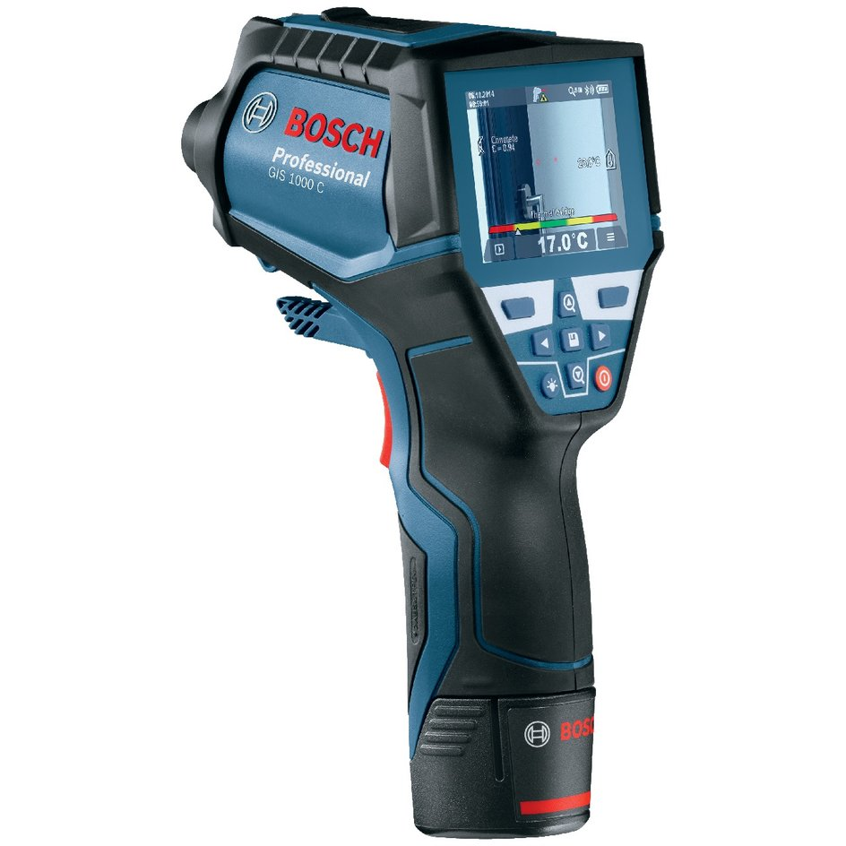 Bosch – Infrarotthermometer GIS 1000 C Professional