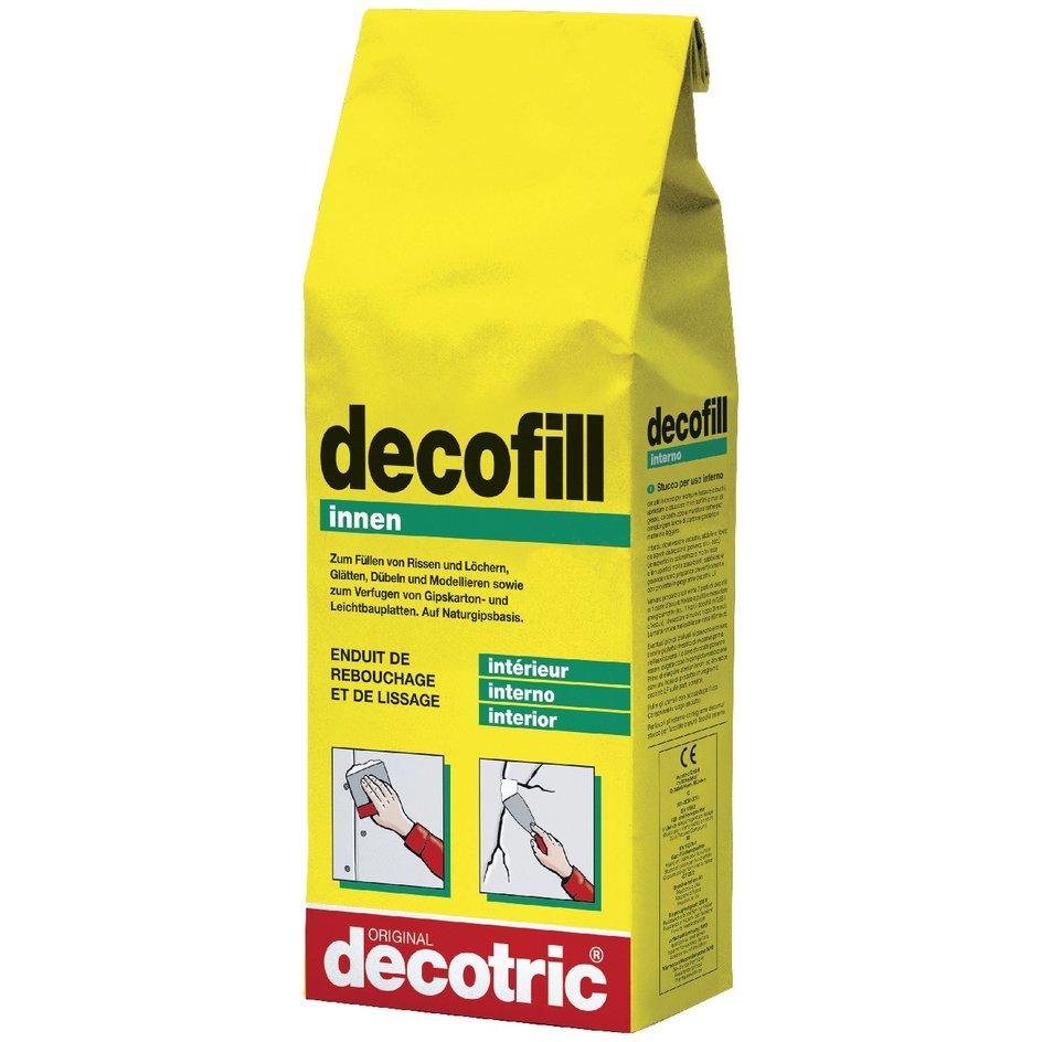 decotric® Innen-Spachtelmasse