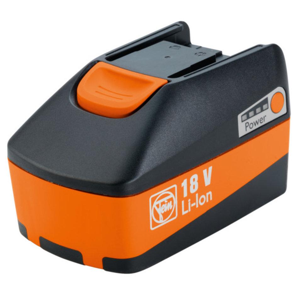 FEIN – Akku-Pack, Spannung 18 V, Kapazität 6 Ah
