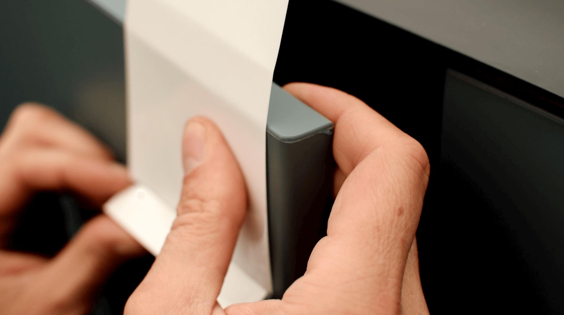 LOGIS GRIPS® – Antikeimfolie Push-to-open