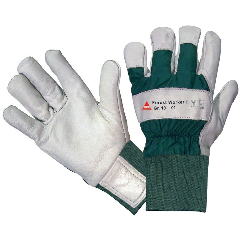 Forsthandschuhe Forest Worker von Hase Safety Gloves