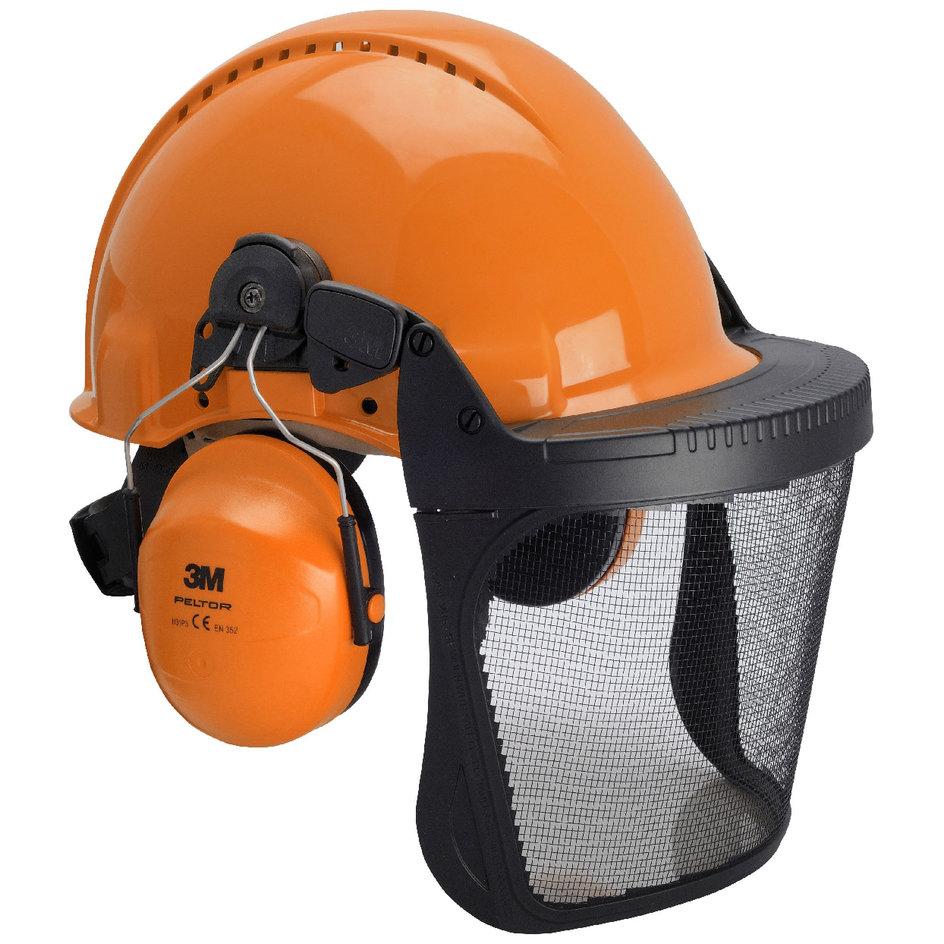 Kopfschutz-Kombi PELTOR™ von 3M