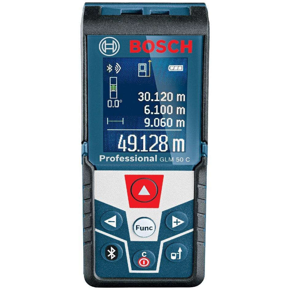 Laser-Entfernungsmesser GLM 50 C von Bosch