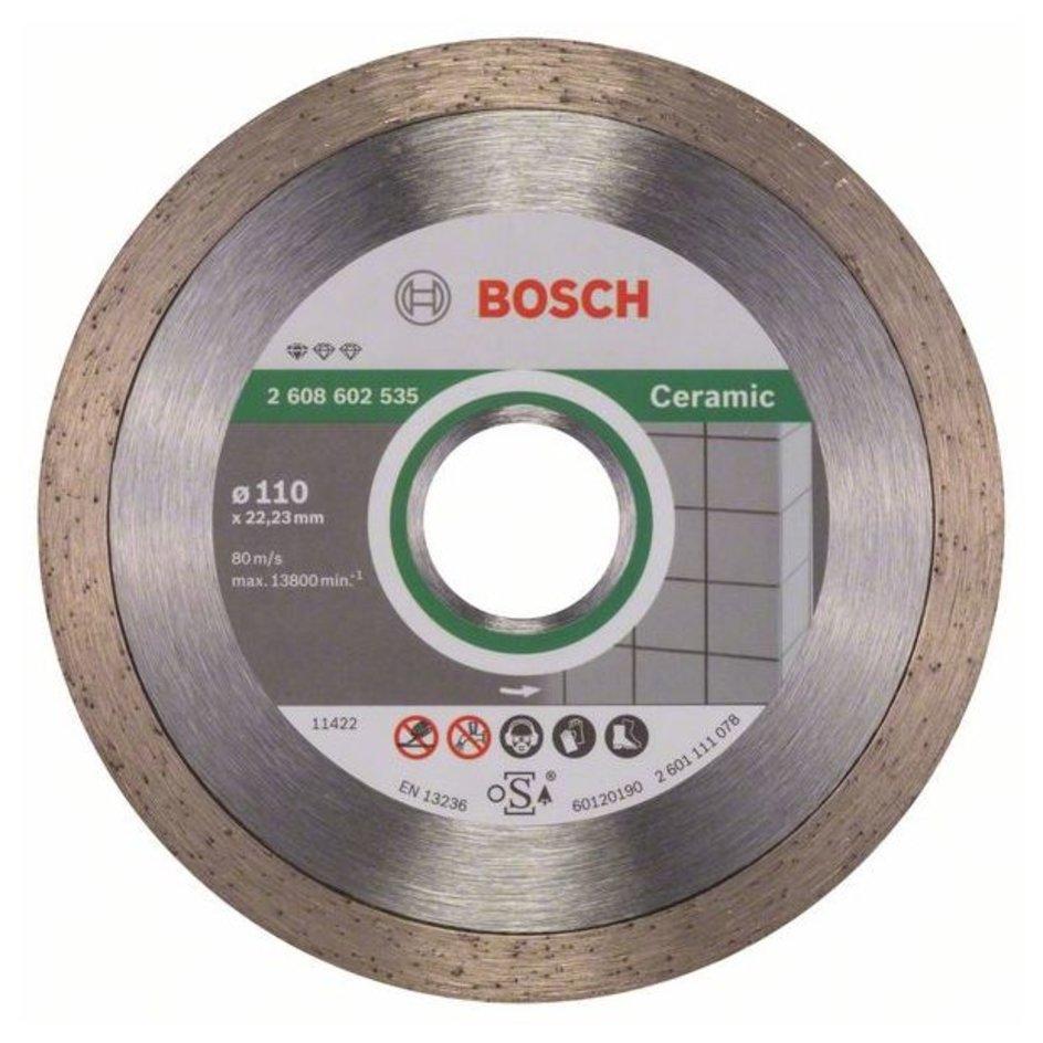 Diamanttrennscheibe Ceramic von Bosch