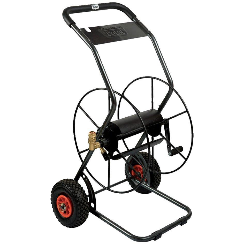 Schlauchwagen mit Luftrad von Polet